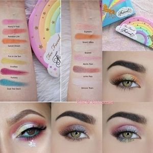 Too Faced Makeup - Too Faved Life's a Festival palette